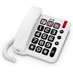 SPC 3294 White - Teléfonos con cable