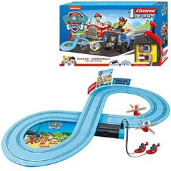 Carrera First Paw Patrol On The Track - Circuitos de carreras