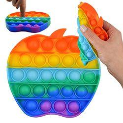 POP IT Apple rainbow - Fidgets