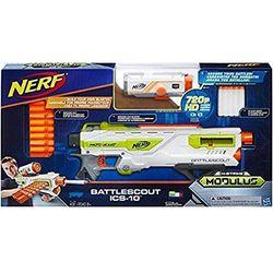 Nerf N-Strike Elite - Modulus Battlescout ICS-10 - Pistolas de juguete