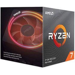 AMD Ryzen 7 3700X - CPU