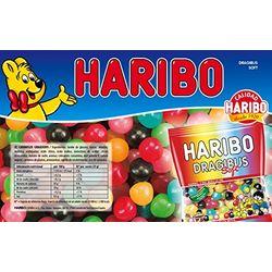 Haribo Dragibus Soft (2kg) - Dulces y chucherías