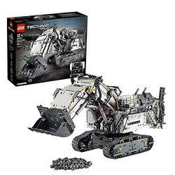 LEGO Technic - Excavadora Liebherr R 9800 (42100) - LEGO
