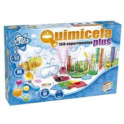 Cefa Toys Quimicefa Plus - Juegos de experimentos