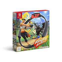 Ring Fit Adventure (Switch) - Juegos Nintendo Switch