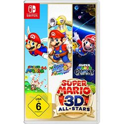Super Mario 3D All-Stars (Switch) - Juegos Nintendo Switch
