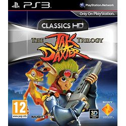 The Jak & Daxter Trilogy (PS3) - Juegos PS3