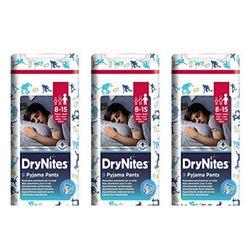 Comprar en oferta Huggies Drynites Pyjama Pants Boys 8-15 Years