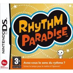 Rhythm Paradise (DS) - Juegos Nintendo DS