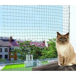 Trixie Cat Protect wired Net 6 x 3 m (44294) - Accesorios para gatos