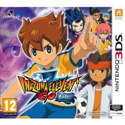 Inazuma Eleven Go: Sombra (3DS) - Juegos Nintendo 3DS