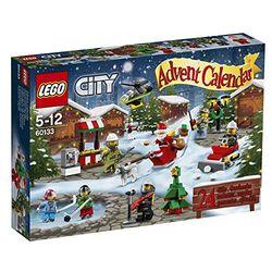 LEGO City calendario de adviento - Calendarios de adviento