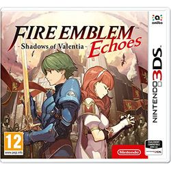 Fire Emblem Echoes: Shadows of Valentia (3DS) - Juegos Nintendo 3DS