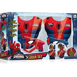 IMC Spiderman Mega Laser Set - Pistolas de juguete