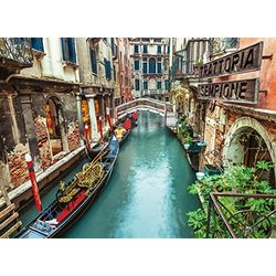 Clementoni Italian Collection - Venice Can - Puzzles
