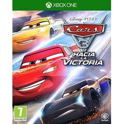 Cars 3: Hacia la victoria (Xbox One) - Juegos Xbox One