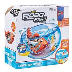 Bandai Robo Fish Bowl! - Juegos de agua
