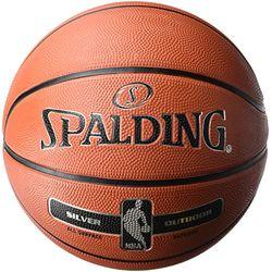 Spalding NBA Silver Outdoor - Balones de baloncesto