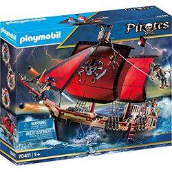 Playmobil Pirate - Barco Pirata Calavera (70411) - Playmobil