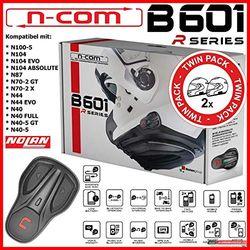 Comprar en oferta Nolan N-Com B601R Twin pack