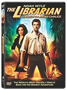 The Librarian III: The Curse of the Judas Chalice