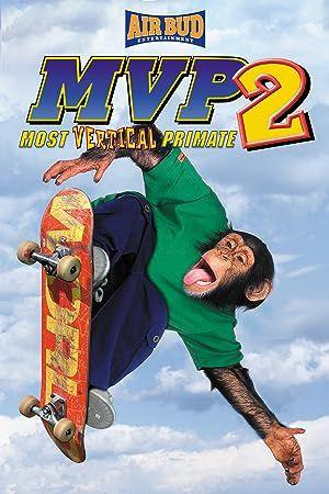 MVP: Most Vertical Primate