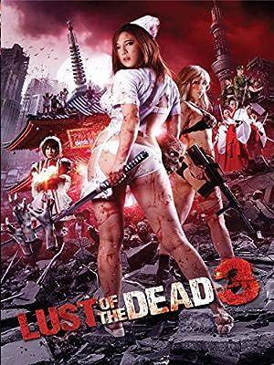 Reipu zonbi: Lust of the dead 3