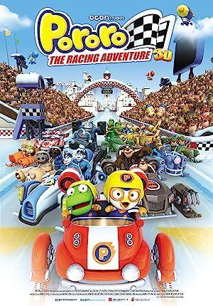 The Little Penguin Pororo's Racing Adventure