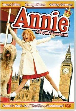 Annie: A Royal Adventure!