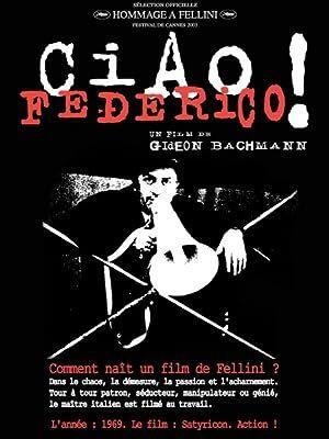 Ciao, Federico!