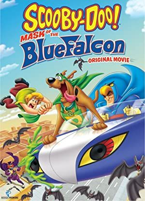 Scooby-Doo! Mask of the Blue Falcon