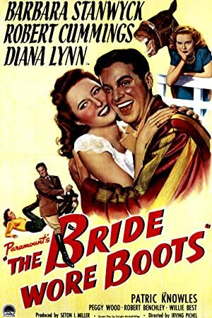 The Bride Wore Boots