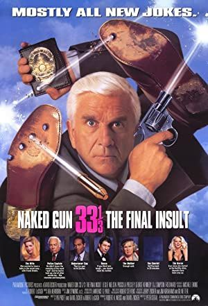 Naked Gun 33 1-3: The Final Insult
