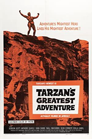 Tarzan's Greatest Adventure