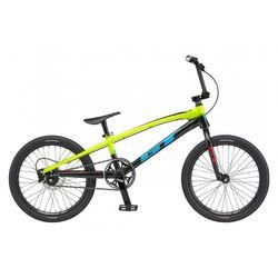 "GT Speed Series Pro XL gloss neon yellow/black fade 21.25"" 2021 - Bicicletas BMX"