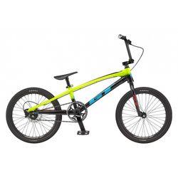 "GT Speed Series Pro gloss neon yellow/black fade 20.75"" 2021 - Bicicletas BMX"