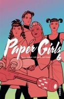 Paper Girls Tome 6 de Brian K. VAUGHAN (Urban indies)