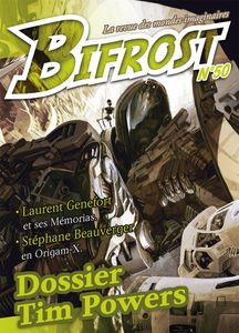 Bifrost n° 50 de Tim  POWERS ()