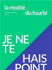 N°10 : Je ne te hais point