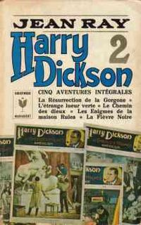 Harry Dickson 2