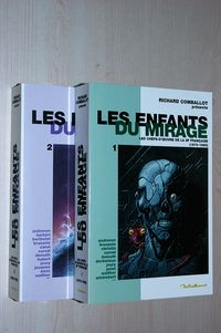 Lot : Les enfants du mirage T1 & T2