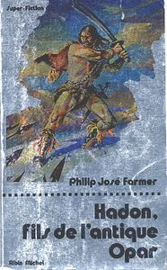 Hadon, fils de l'antique Opar de Philip Jose FARMER ()