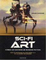 Sci-fi Art : Créer un univers de science-fiction