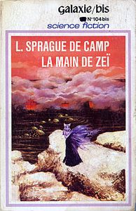 La Main de Zeï de Lyon Sprague DE CAMP, Simon TULLY ()