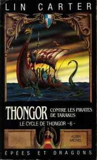 Thongor contre les pirates de Tarakus