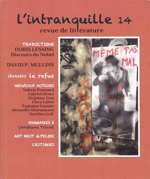 L'INTRANQUILLE 14