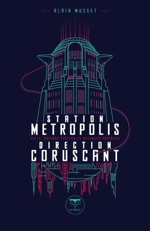 Station Metropolis direction Coruscant