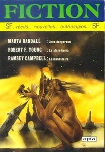 Fiction n° 360 de Marta RANDALL, Robert F. YOUNG, Ramsey CAMPBELL, Bob LEMAN, Michael BISHOP, Suzette Haden ELGIN ()