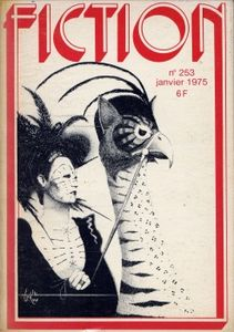 Fiction n° 253 de Theodore STURGEON, Thomas OWEN, Michael BISHOP,  GÉRARE,  VOLNY, Joël HOUSSIN ()