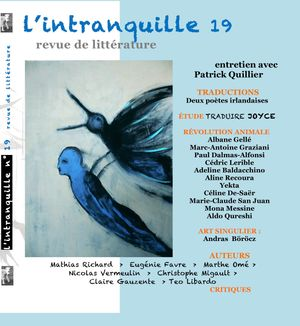 L'INTRANQUILLE N°19